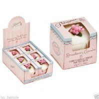 Patisserie De Bain Strawberry Cupcake Bath Fancy  Scented Bath Melt Great Gift..